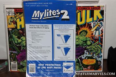Comic Book Supplies