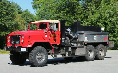 Tanker 1 1985 Am General M9 500 / 1200