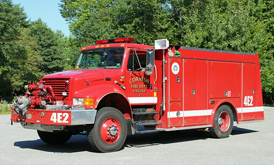 Engine 2 1997 International / Arundel Fire Apparatus 1000 / 1350