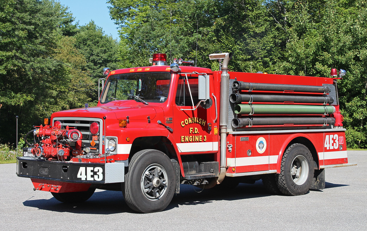 Engine 3 1986 International / Middlesex 1000 / 1000