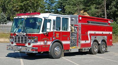 Engine 102  2006 Ferrara  1500/2000
