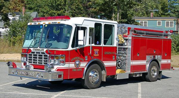 Engine 105  2002 Ferrara  1500/1000