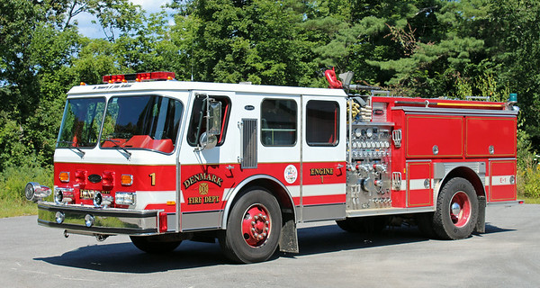 Engine 1 1990 E-One Hurricane 1250 / 500