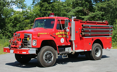 Retired  Forestry 1 1985 International / Middlesex 750 / 800