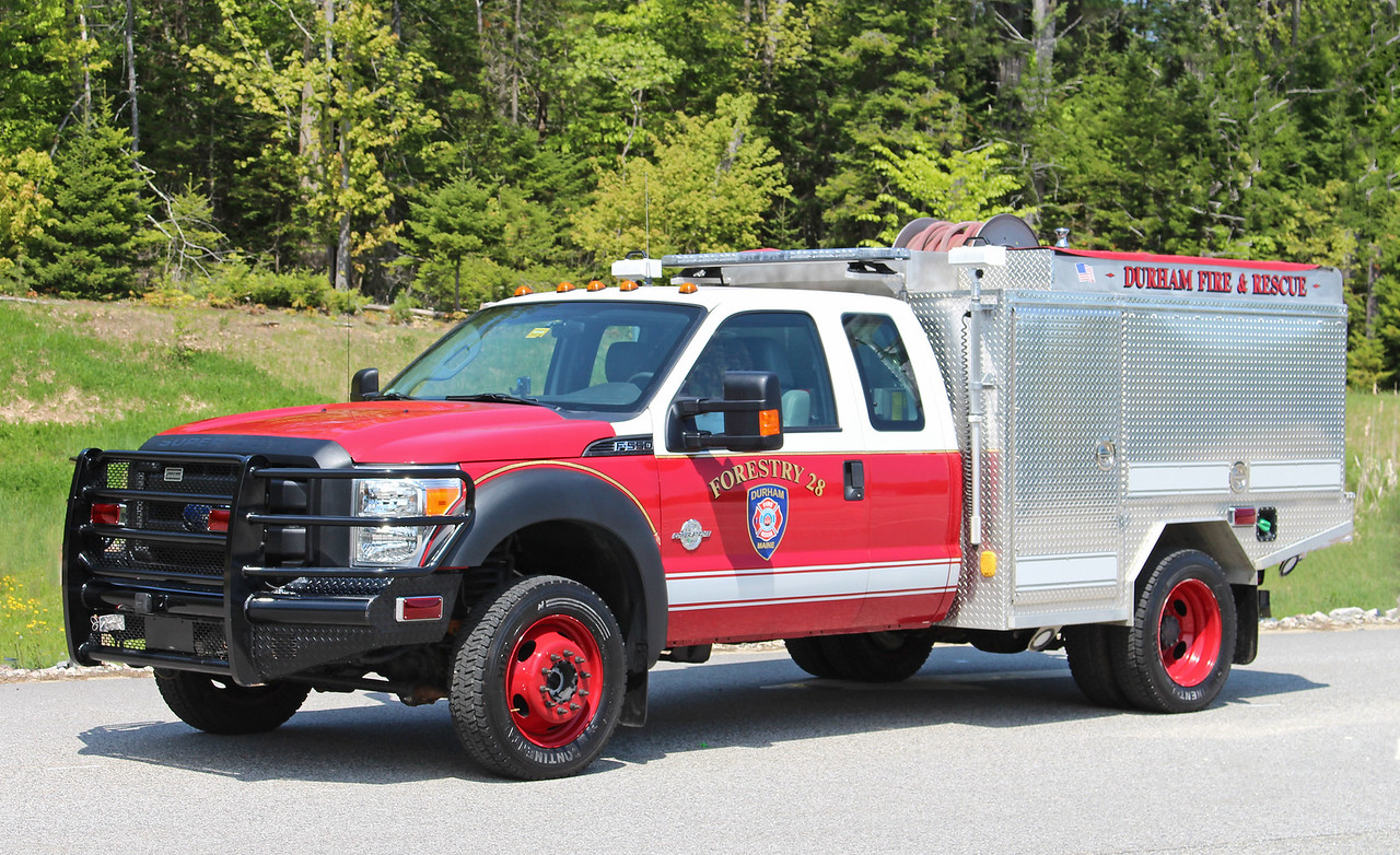 Forestry 28 2011 Ford F-550 150 / 300