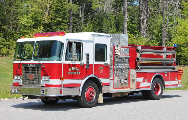 Engine 22 1994 Spartan / Central States 1250 / 1000