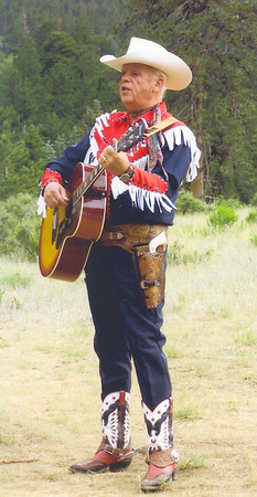 sencenRon Ball.jpg Local cowboy singer Ron Ball will entertain with western favorites at the annual party  Tuesday, July 7, at 12:30 p.m. at the Senior Center.