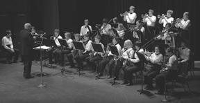 Estes Park High School Jazz Band