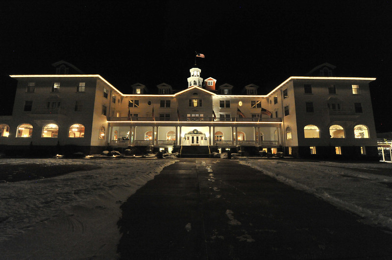26EPLPht The Stanley.jpg Classic and understated, the Stanley Hotel's display is a Christmas standard. The hotel shows that more is not always better when it come to holiday lights.