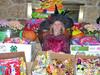 300 pounds of donated candy collected by Larimer County 4-H clubs.