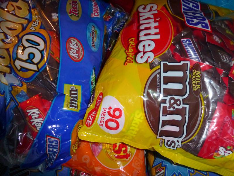 4-H candy closeup.