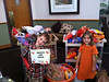 """Katelyn and Taylor Howell, children of Lisa Howell, and members of Greenwood Community Church in Greenwood Village, CO, spearheaded the """"Treats for Estes Drive."""""""