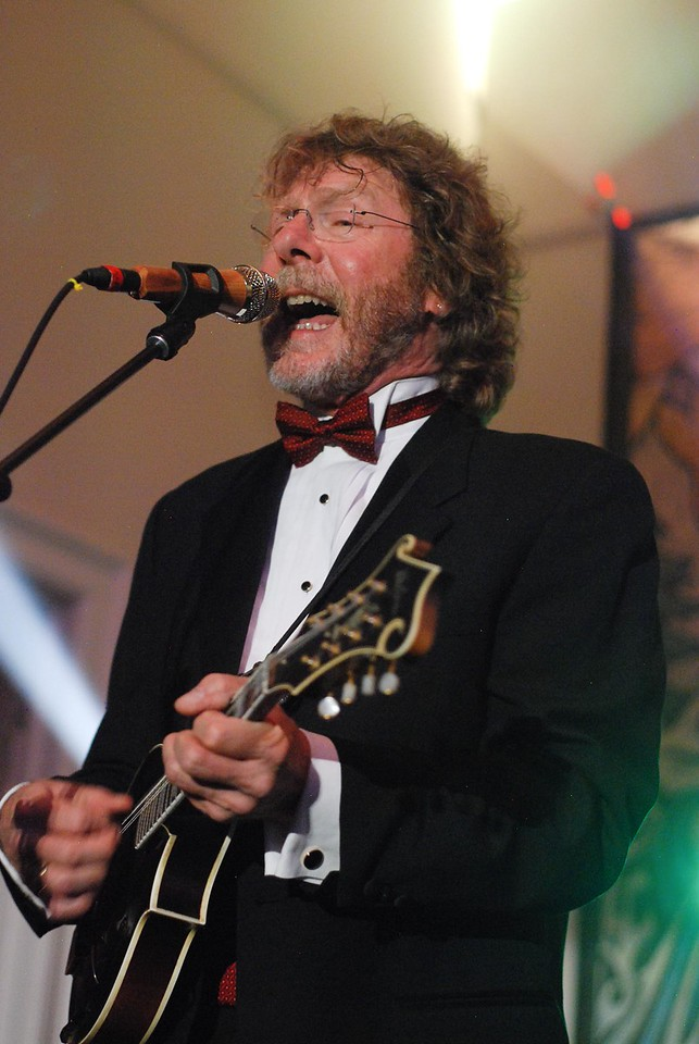 Bluegrass ledgen Sam Bush was the special guest for the Leftover Salmon Stanley Hotel Concert Series March 13-15th, 2015.