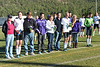 The Bobcats boys soccer team honors its seniors on Wednesday. Jon Youngbluth, Connor Bryant, Andrew and Ben Cirone and Josh Hays, as well as their parents, stood for recognition at halftime of Wednesday's game.