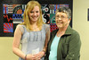 Walt Hester | Trail Gazette<br /> Medieline Wilson receives the Estes Park Women's Club Scholarship.