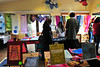 The art of Eagle Rock students fills the upper room of Ed's Cantina on Saturday. the school held its annual art sale to give art lovers a chance to buy for loved ones.