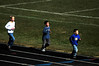 Walt Hester | Trail-Gazette<br /> Elementary school students finish up an 800-yard run on a warm Tuesday. With weather so nice, it would be hard to stay inside.