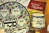 Walt Hester | Trail Gazette<br /> A Sedar plate, a cup and a Haggadah represent the Jewish holiday of Passover. Each case tried to show children the many customs of the many cultures.
