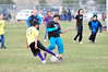 Walt Hester | Trail Gazette<br /> Two Estes Park youth league teams tussle in Stanley Park on Wednesday. The league continues through the spring.
