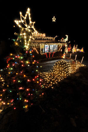 Walt Hester | Trail-Gazette<br /> This little shop on the corner of Crags and West Riverside always offers something new for the observer.