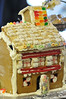 Walt Hester | Trail-Gazette<br /> A gingerbread house shows the creativity of the bakers at Aisle Two bakery on Friday.