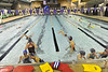 Ladycats get a few more laps in. The swimmers will get at least four days completely off during the two-week winter break.