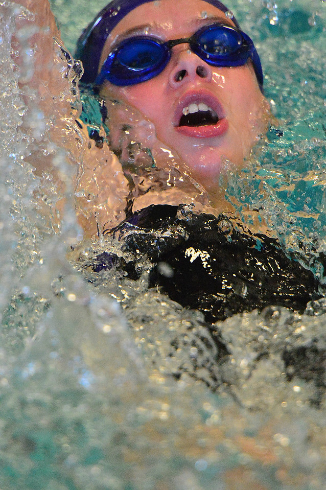 Girls Backstroker