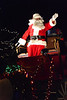 As always, Santa made his big arraival at the end of the parade. The busy big guy made it all the way from parades in New York, Detroit and Chicago to the Catch the Glow Parade on Friday.