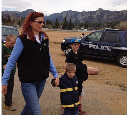 The May 18 Estes Park Safety Expo was at the Stanley Fairgrounds.