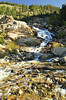 The rundown The roaring River cascades down the falls at the Alluvial Fan in Rocky Mountain National Park on Thursday. With warmer temperatures, snowmelt has swollen area creeks and rivers. Photo by Walt Hester