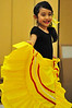 Walt Hester   Trail Gazette<br /> Rebeca Leon, 8, of Estes Park performs at the Estes Park Parent Teacher Organization's Winter Carnival on Sunday. The event was a chance for cheldren and parents to get out and have fun without getting chilled.