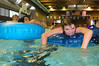 Walt Hester | Trail Gazette<br /> Children splash and play at the Estes Park Aquatic Center on Wednesday. The center is a relatively relaxed place to take children before the start of the visitors season.