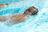 Walt Hester | Trail Gazette<br /> Senior swimmer TJ Hall swims through afternoon light on Thursday. Hall will head next to the 4A conference meet in Greeley, then on to the 4A state meet in Thornton on May 18 and 19.