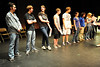 Walt Hester | Trail Gazette<br /> The Estes Park High School Knowledge Bowl team receives some recognition at the school on Wednesday. The high school held its Purple and White academic recognition ceremony, giving the spotlight to the kids with great grades.