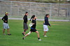 Walt Hester | Trail Gazette<br /> The University of Michigan women's ultimate frizbee team works out at the Stanley Park ballfields on Wednesday. More and more, professional and amature athletes are making the trip to Estes Park to train at high altitude while remaining close to larger Front Range communities.