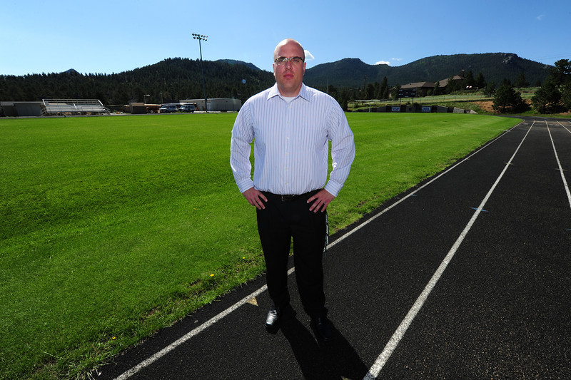 Walt Hester | Trail-Gazette<br /> Brian Lund awaits the start of summer football camp on Tuesday. Lund and much of the assistant staff will stay in place as the district searches for a new head football coach.