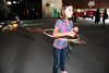 Walt Hester | Trail-Gazette<br /> Keagan Glassman, 10, enjoys a hula hoop at the School House Rock Sock Hop on Saturday. The event was a fund raiser for the Fine Arts Guild production of School House Rock Live.