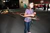 Walt Hester | Trail-Gazette<br /> Keagan Glassman, 10, enjoys a hula hoop at the School House Rock Sock Hop on Saturday. The event was a fund raiser for the Fine Arts Guild production of School House Rock Live.