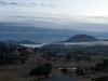 Clouds and fog drift over Estes Park to start Thursday. Continued cool and wet weather is expected with a high under 60.