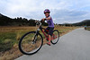 Walt Hester | Trail-Gazette<br /> A young cyclist cruises the paved trail along Carriage Drive on Sunday. The trail provides a safe place for people to exercise and even commute.