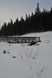 Snow falls on Hidden Valley on Thursday. As snow continues, and is predicted to return throughout the weekend, a small bite is taken from overall drought woes.