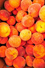 Photo by Walt Hester<br /> Not everything is from the Front Range. Colorado's favorite peaches are brought to Estes Park from the Western Slope town of Palisade.