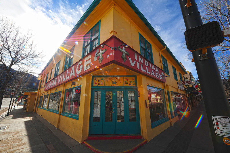 Walt Hester | Trail Gazette<br /> The Indian Village is a double winner, an old , established business in an even older and more historic building. The building was the original Hupp Hotel.