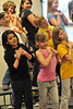 Walt Hester | Trail Gazette<br /> Fith-graders practice on Friday for their big musical program. The Fifth Grade Musical Program is scheduled for Thursday, May 12 in the elementary school gym.