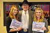 Walt Hester | Trail Gazette<br /> MacGregor Scholarship - Marley Mardock and Taylor Pastuer. Pesenter - Buzz Schageman