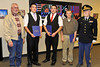 Walt Hester | Trail Gazette<br /> American Legion Post 119 - Miguel Tapia Bernal, Javier Tapia Bernal and Jacob Westley. Presenters - Lee Wicks and Richard Oversteg