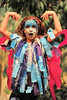 Walt Hester | Trail Gazette<br /> Chloe Burke, 10, of Este Park portrays the spirit, Ariel, in the Soggy Noodles Production of William Shakespeare's The Tempest on Friday.