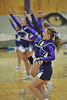 Walt Hester | Trail Gazette<br /> Cheerleaders start the pep rally with enthusiasm on Friday.