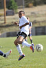 Walt Hester | Trail Gazette<br /> Freshman Erick Dominguez, jere in action on Monday, scored his 11th goal on Tuesday against Community Christian. The Bobcats remain undefeated, 8-0-1 overall and 4-0 in league play.