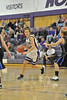 Walt Hester | Trail-Gazette<br /> Chelsea Wietzel led the Ladycats in scoring, along with Annika VanderWerf, as the Ladycats beat the visiting Lyons Lions on Tuesday night. While the game was not hte girls' best, it was a win.